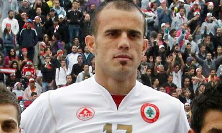 lebanese players suspended over match fixing