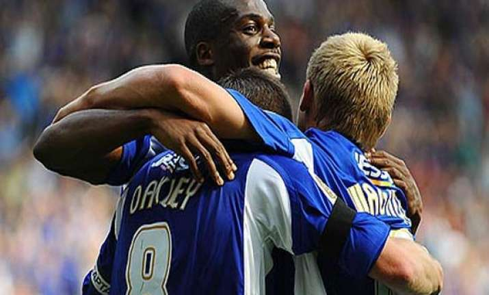 leicester back in premier league after 10 years