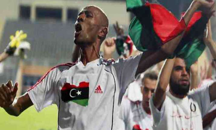 libya to play world cup qualifier in tunisia