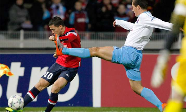 lille draws 0 0 with trabzonspor
