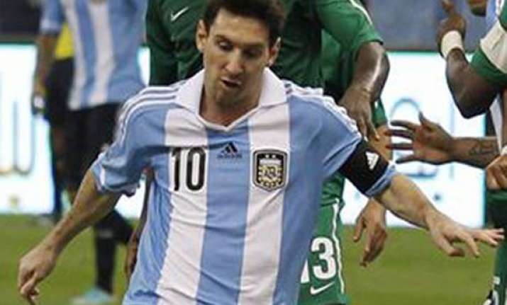 lionel messi delivers for argentina at last