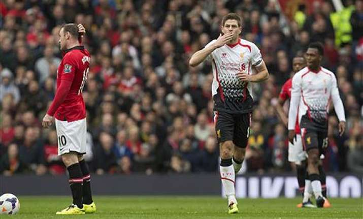 liverpool crushes man united 3 0 in premier league.