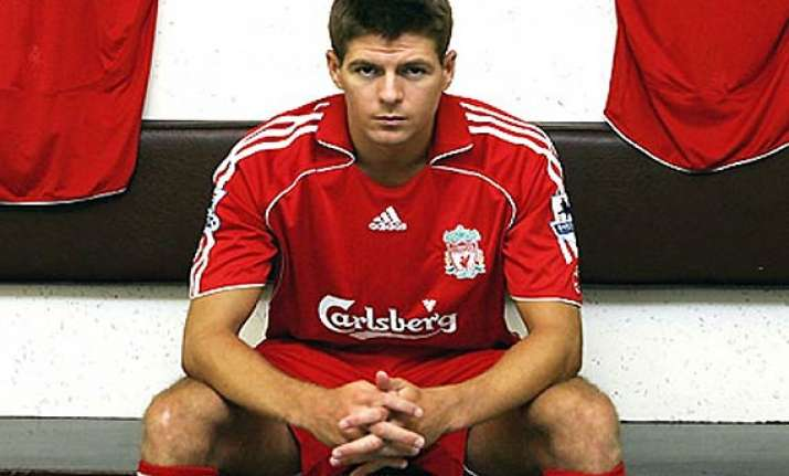 liverpool captain gerrard to miss tour of asia