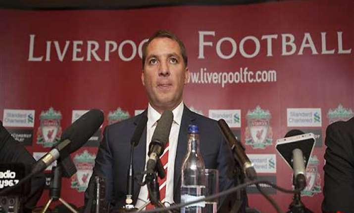 liverpool hires rodgers as new manager