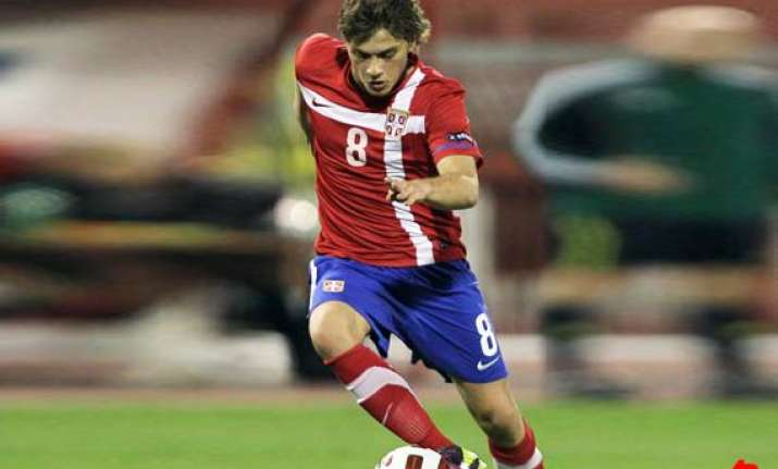 ljajic suspended from serbian national team