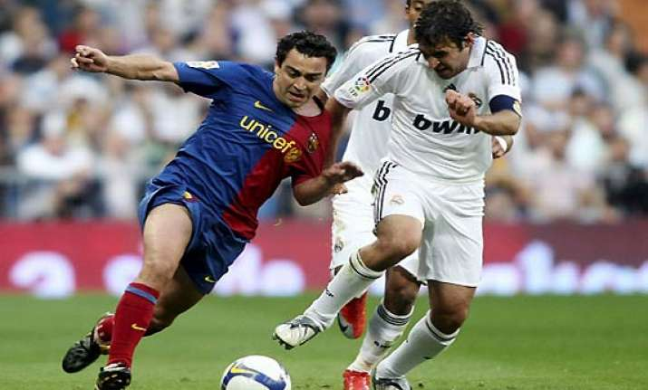 madrid barcelona to play for seventh time in 2011