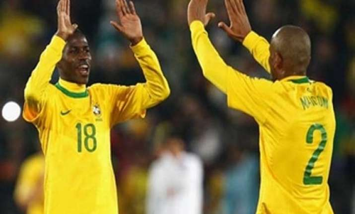 maicon ramires back in brazil team for friendlies