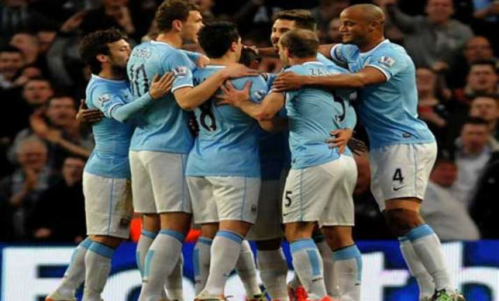 man city beats west brom 3 1 boosts title hopes