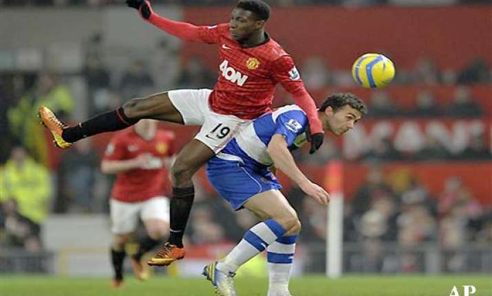 man united beats reading to reach fa cup quarters