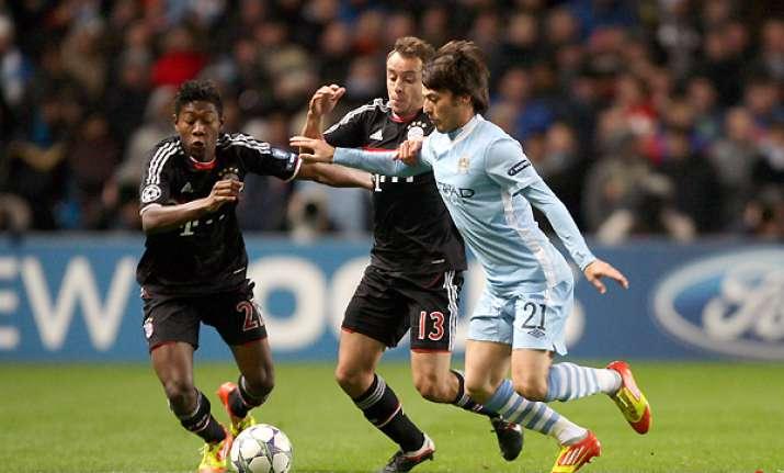 man city beats bayern 2 0 in champions league