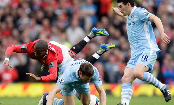 man city humiliates united 6 1 at old trafford