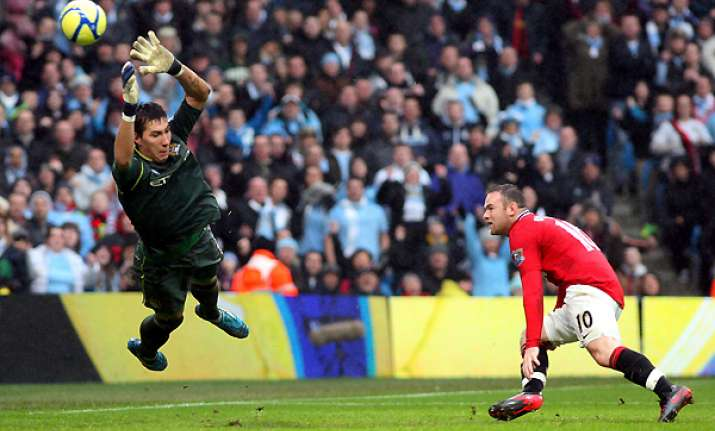 man united ousts holder city from fa cup in derby
