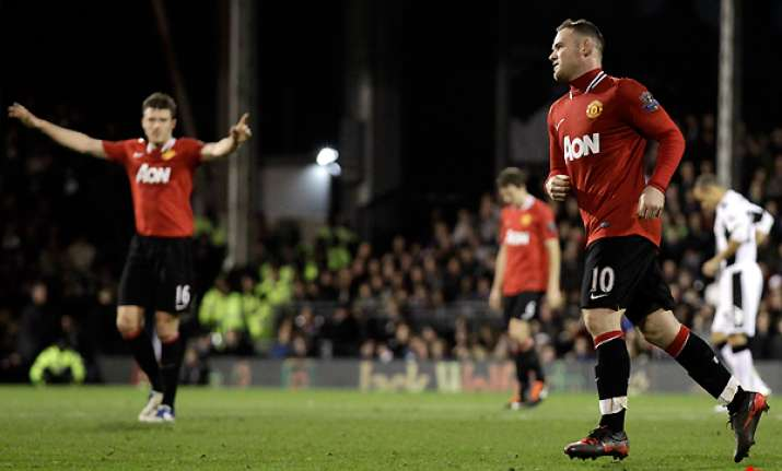 man united routs fulham 5 0 in premier league