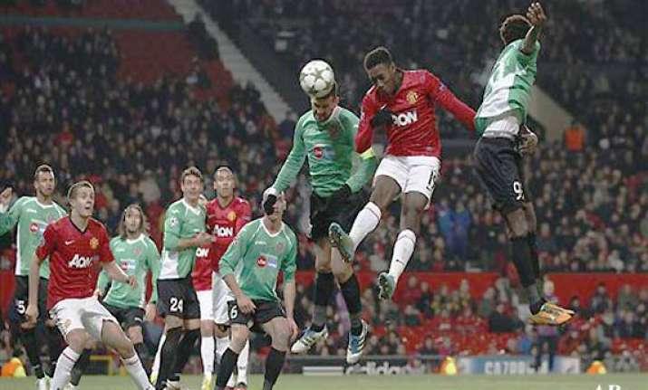 man united loses 0 1 cluj eliminated