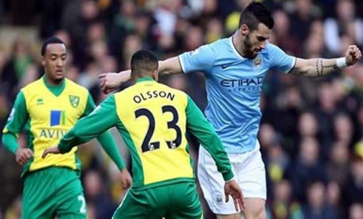 manchester city held to goalless draw by norwich
