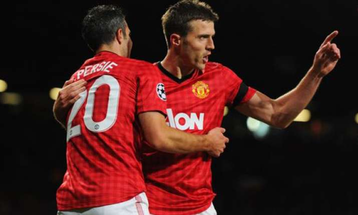 manchester united beats galatasaray 1 0 in champs league