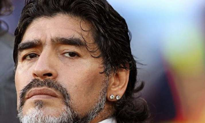maradona open to coaching uae national team