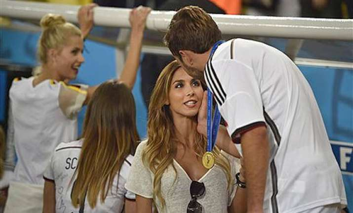 meet ann kathrin brommel the love of germany s hero mario