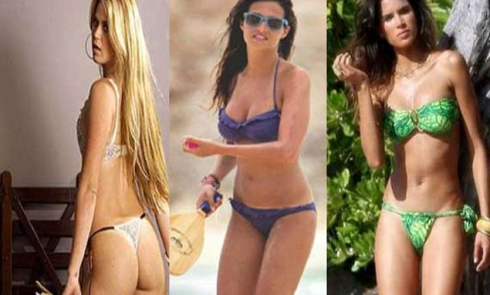meet hot wags of latin soccer players