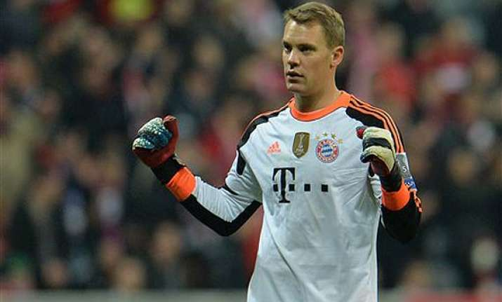 meet maneul neuer one of the most safest pair of hands in