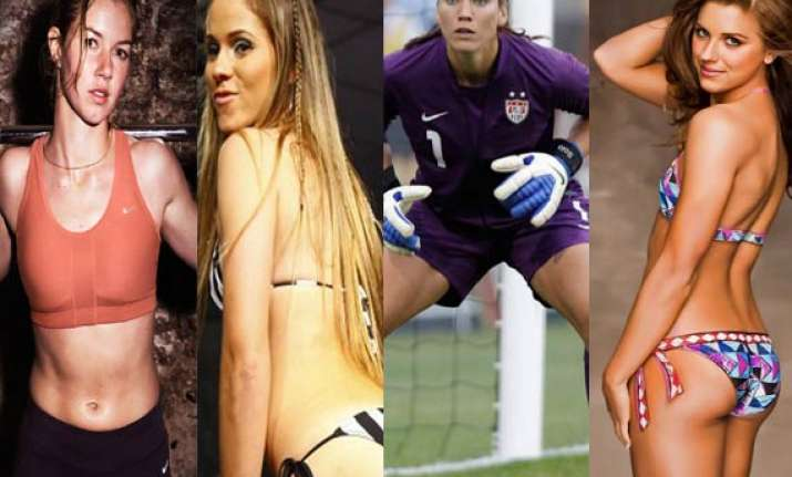 meet the 10 hottest female soccer players