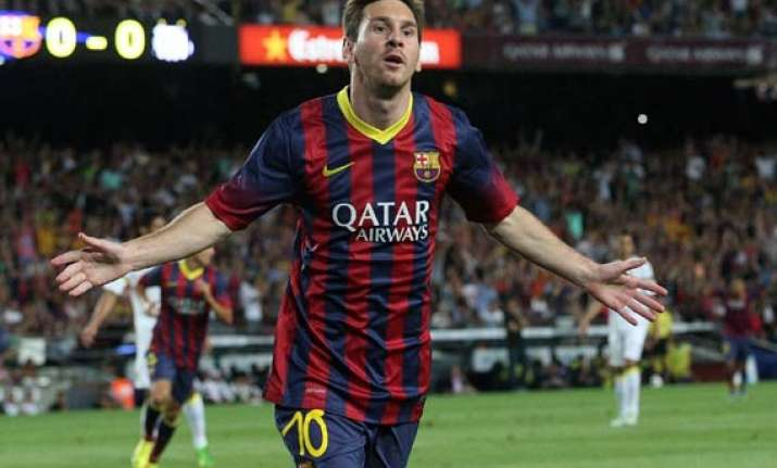 messi set to get a big raise from barcelona
