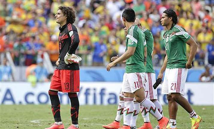 mexico s second round curse at the world cup remains