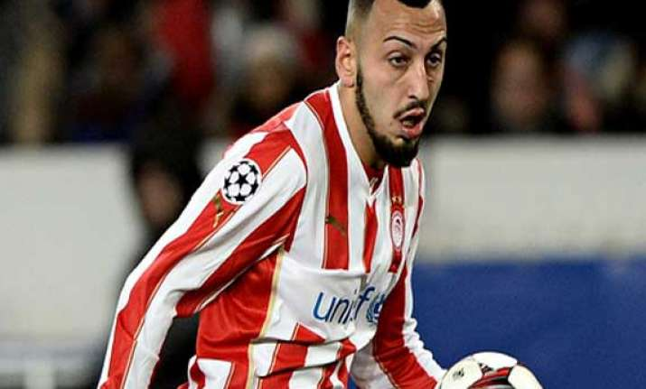 mitroglou keeps place in greece s world cup squad