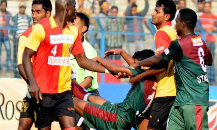 mohan bagan suspended for two years from i league