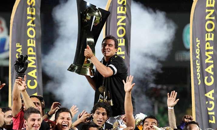 monterrey wins concacaf champions league title