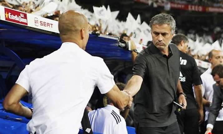 mourinho destroying spanish football says barcelona