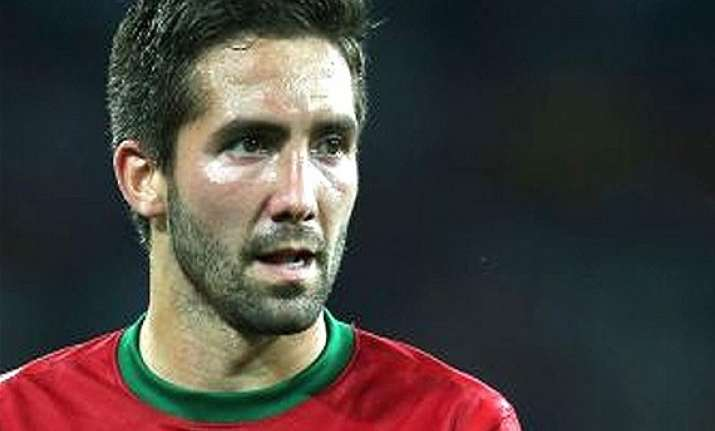 moutinho emerging as new portugal playmaker