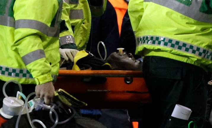 muamba remains critical after cardiac arrest