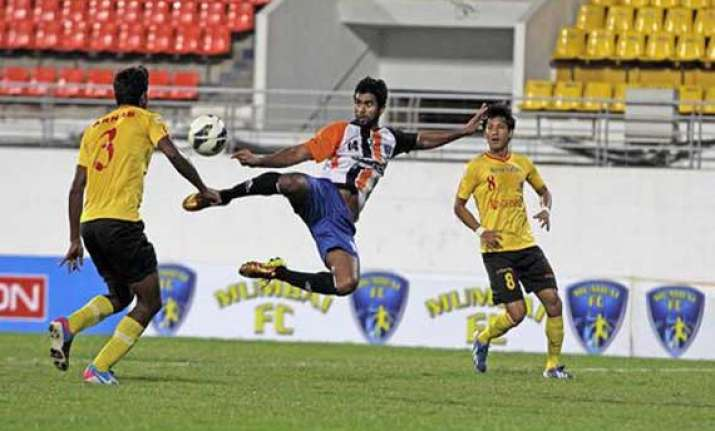 mumbai fc hope for double over churchill brothers