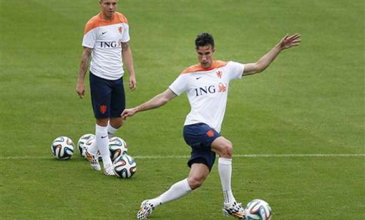 netherlands looking to stymie spain in world cup