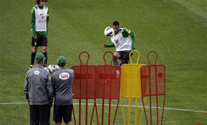 neymar to play friendly against south korea