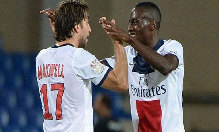 psg comes from behind to draw 1 1 at montpellier