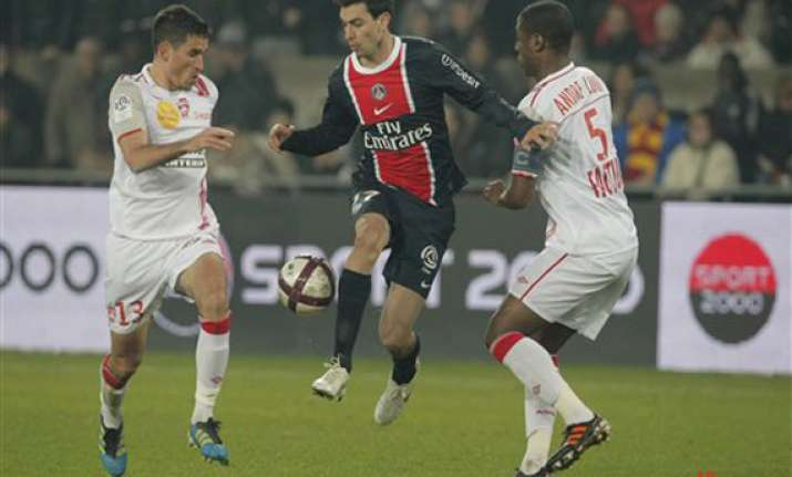 psg playmaker pastore looking to rediscover form