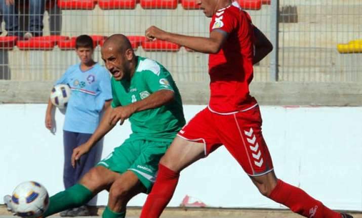 palestinian team in next round of world cup qualifiers