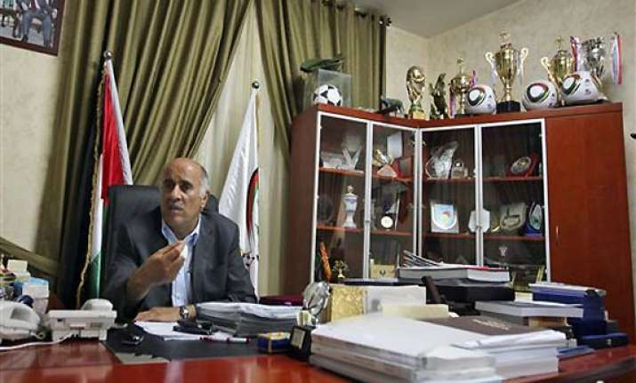 palestinians to host first ever world cup qualifying match