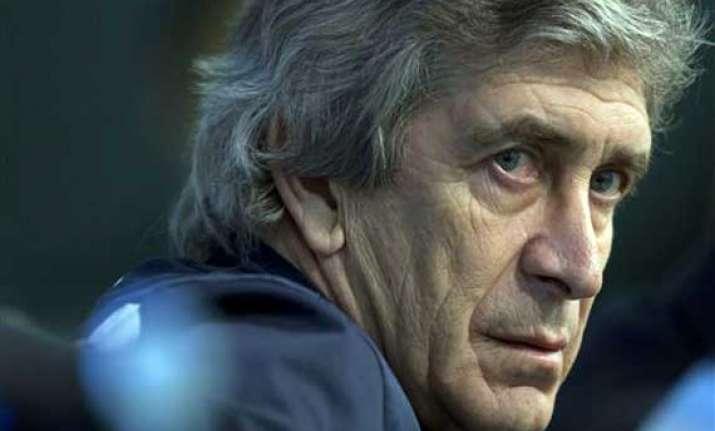 pellegrini risks uefa action with ref outburst