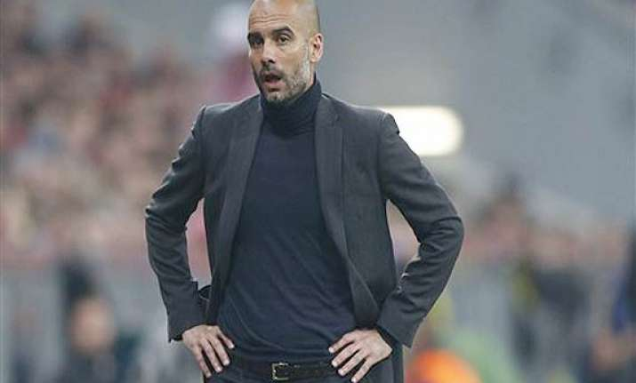 pep guardiola s tactics under scrutiny as bayern munich