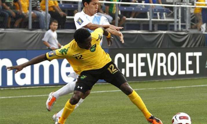 phillips scores twice jamaica beats guatemala 2 0