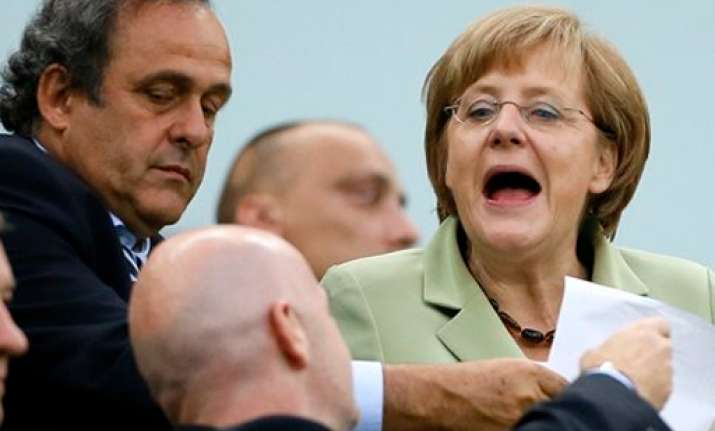 platini denies spain are boring at euro 2012
