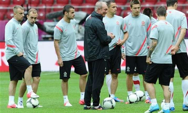 poland coach builds national team with discipline