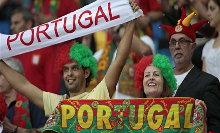 portuguese in must win game with danes