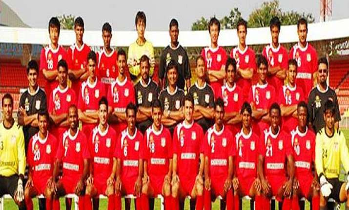 pune fc taste first defeat in afc cup.