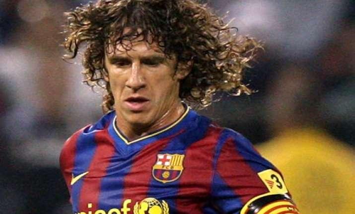 puyol barcelona ready to back new coach