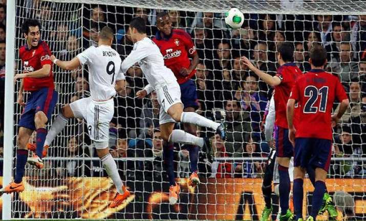 real madrid athletic espanyol levante into last 8 of copa