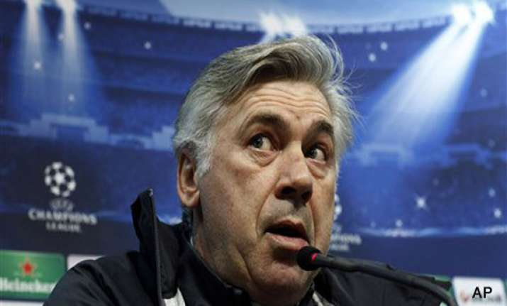 real madrid confirm carlo ancelotti as new coach